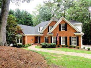 145  Treadwick Drive  , Sandy Springs, GA 30350 (MLS #5377654) :: Dillard and Company Realty Group