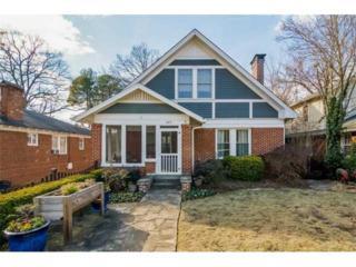 447  3rd Avenue  , Decatur, GA 30030 (MLS #5382032) :: The Buyer's Agency