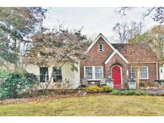 1254 N Highland Avenue NE , Atlanta, GA 30306 (MLS #5386701) :: The Zac Team @ RE/MAX Metro Atlanta