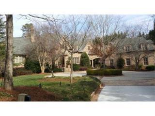 131  Burdette Road  , Atlanta, GA 30327 (MLS #5387078) :: The Hinsons - Mike Hinson & Harriet Hinson
