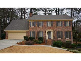 1512  Baron Court  , Stone Mountain, GA 30087 (MLS #5389583) :: The Buyer's Agency