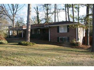 2400  Tuxedo Drive SE , Marietta, GA 30067 (MLS #5390671) :: Dillard and Company Realty Group
