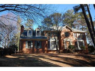 3050  Ascot Lane  , Roswell, GA 30076 (MLS #5390724) :: Dillard and Company Realty Group