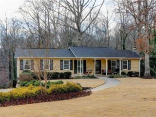 3560  Brookhill Circle  , Marietta, GA 30062 (MLS #5390762) :: Dillard and Company Realty Group