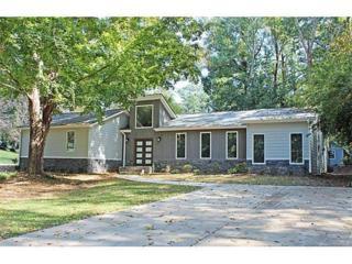 6445  Long Island Drive NW , Atlanta, GA 30328 (MLS #5390824) :: The Hinsons - Mike Hinson & Harriet Hinson