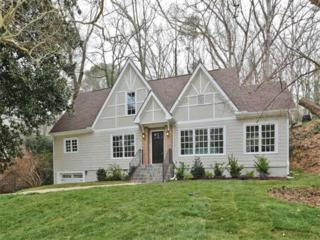 1207  Rosedale Road NE , Atlanta, GA 30306 (MLS #5393435) :: The Zac Team @ RE/MAX Metro Atlanta