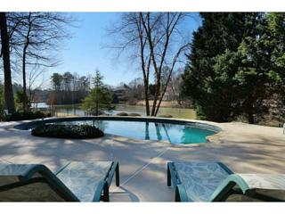 625  Falls Lake Drive  , Johns Creek, GA 30022 (MLS #5399600) :: The Buyer's Agency