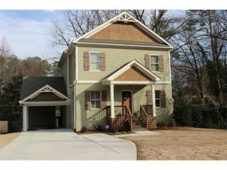 2349  Ewing Drive NE , Brookhaven, GA 30319 (MLS #5500556) :: The Hinsons - Mike Hinson & Harriet Hinson