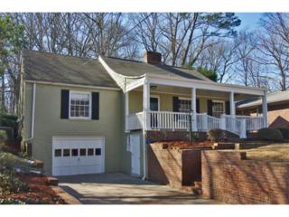967  Cumberland Road NE , Atlanta, GA 30306 (MLS #5501582) :: The Zac Team @ RE/MAX Metro Atlanta