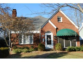 1040  Amsterdam Avenue  , Atlanta, GA 30306 (MLS #5502473) :: The Zac Team @ RE/MAX Metro Atlanta