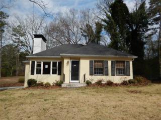 1015  Lanier Avenue  , Gainesville, GA 30501 (MLS #5510787) :: The Buyer's Agency