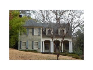 3053 W Pine Valley Road NW , Atlanta, GA 30305 (MLS #5511696) :: The Hinsons - Mike Hinson & Harriet Hinson