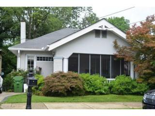 921  Virginia Circle  , Atlanta, GA 30306 (MLS #5513546) :: The Zac Team @ RE/MAX Metro Atlanta