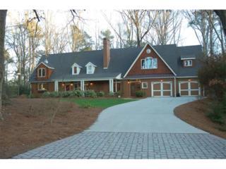 14855  Wood Road  , Milton, GA 30004 (MLS #5514200) :: The Buyer's Agency