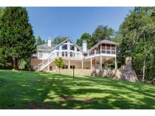 147  Lake Drive  , Dawsonville, GA 30534 (MLS #5514369) :: The Buyer's Agency