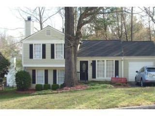 124  Birch Rill Drive  , Alpharetta, GA 30022 (MLS #5514457) :: The Buyer's Agency