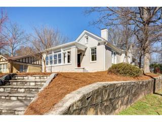 1338 N Highland Avenue NE , Atlanta, GA 30306 (MLS #5514842) :: The Zac Team @ RE/MAX Metro Atlanta