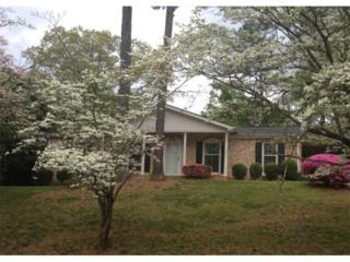 1160  Saratoga Road  , Roswell, GA 30075 (MLS #5515036) :: Dillard and Company Realty Group
