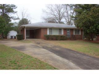 151  Carver Road  , Mcdonough, GA 30253 (MLS #5515122) :: Dillard and Company Realty Group