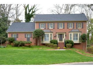 510  Park Lane SE , Marietta, GA 30067 (MLS #5515215) :: Dillard and Company Realty Group
