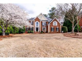 645  Abbeywood Drive  , Roswell, GA 30075 (MLS #5515447) :: Dillard and Company Realty Group