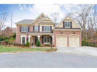 4605  Peachtree Dunwoody Road  , Atlanta, GA 30342 (MLS #5515658) :: The Hinsons - Mike Hinson & Harriet Hinson
