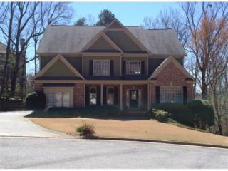 307  Morning Dew Court  , Canton, GA 30114 (MLS #5515825) :: Path & Post - by Becky Babcock