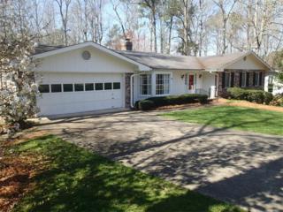 990  Wordsworth Drive  , Roswell, GA 30075 (MLS #5516450) :: Dillard and Company Realty Group