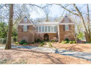 1018  Peachtree Battle Circle NW , Atlanta, GA 30327 (MLS #5519577) :: The Buyer's Agency