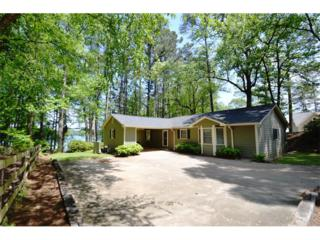 6640  Garrett Road  , Buford, GA 30518 (MLS #5524830) :: The Buyer's Agency