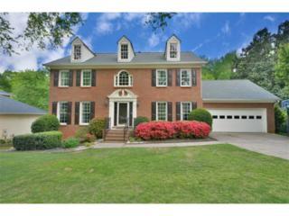 1081  Steeple Run  , Lawrenceville, GA 30043 (MLS #5529060) :: The Buyer's Agency