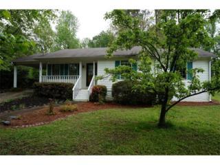 690  Peachtree Ridge Drive  , Lawrenceville, GA 30043 (MLS #5530178) :: The Buyer's Agency