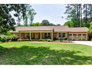 1730  Alderbrook Road NE , Atlanta, GA 30345 (MLS #5530261) :: The Hinsons - Mike Hinson & Harriet Hinson