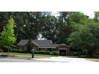 11945  Haynes Bridge Road  , Alpharetta, GA 30009 (MLS #5531103) :: North Atlanta Home Team