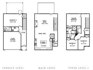 983  Bergeron Place  983, Sandy Springs, GA 30328 (MLS #5531132) :: Dillard and Company Realty Group