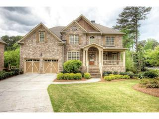 5649  Woodsong Trail  , Dunwoody, GA 30338 (MLS #5534705) :: Dillard and Company Realty Group