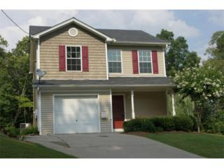 3671  Dorsey Circle  , Gainesville, GA 30504 (MLS #5534944) :: The Buyer's Agency