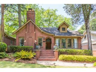 1426  Monroe Drive NE , Atlanta, GA 30324 (MLS #5540017) :: The Hinsons - Mike Hinson & Harriet Hinson