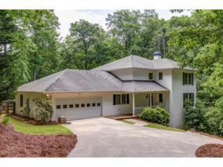 3937  Skyline Drive  , Gainesville, GA 30501 (MLS #5542089) :: The Buyer's Agency