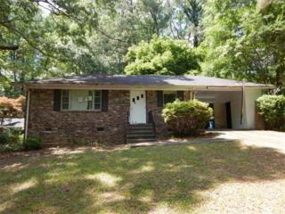 3177  Cloverhurst Drive  , East Point, GA 30344 (MLS #5543345) :: North Atlanta Home Team