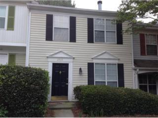 2505  Queen Anne Court  2505, Sandy Springs, GA 30350 (MLS #5543350) :: North Atlanta Home Team