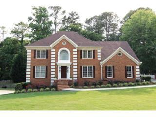 877  Castle Walk Cove SW , Lilburn, GA 30047 (MLS #5545318) :: The Buyer's Agency