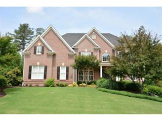 12800  Oak Falls Drive  , Alpharetta, GA 30009 (MLS #5545909) :: Dillard and Company Realty Group