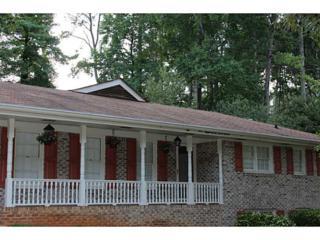 1065  Lanford Drive  , Lilburn, GA 30047 (MLS #5313391) :: The Buyer's Agency