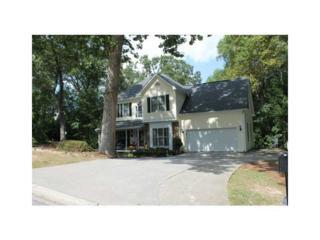 3610  Quail Creek Drive  , Buford, GA 30519 (MLS #5339837) :: The Buyer's Agency