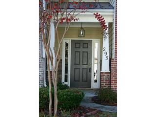295  Creek Manor Way  -, Suwanee, GA 30024 (MLS #5364819) :: The Buyer's Agency