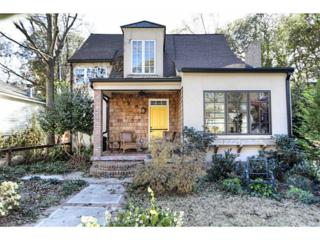 845  Ponce De Leon Terrace NE , Atlanta, GA 30306 (MLS #5367219) :: The Zac Team @ RE/MAX Metro Atlanta