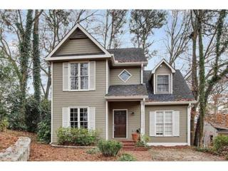 709  Hillpine Drive NE , Atlanta, GA 30306 (MLS #5370474) :: The Zac Team @ RE/MAX Metro Atlanta