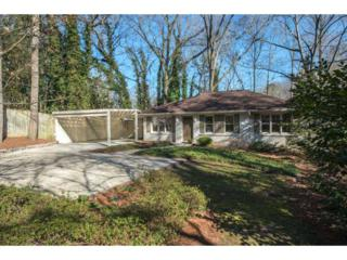 1957  Wellbourne Drive NE , Atlanta, GA 30324 (MLS #5396403) :: The Zac Team @ RE/MAX Metro Atlanta