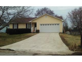 1620  Rose Garden Lane  , Loganville, GA 30052 (MLS #5506169) :: The Buyer's Agency